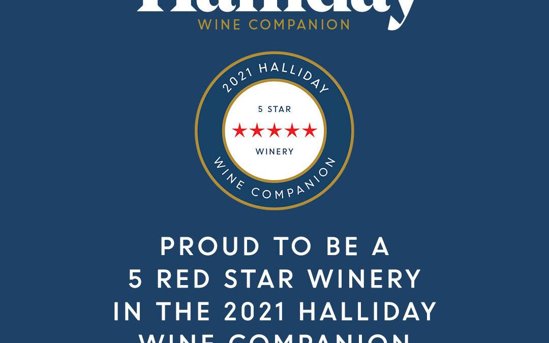 James Halliday's Wine Companion 2021 scores are in