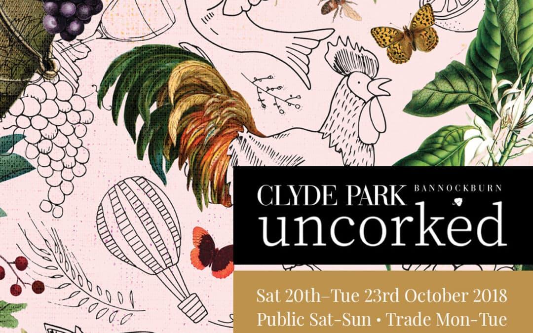 """""""Uncorked"""" Open Weekend, Sat 20 – Tue 23 Oct"""