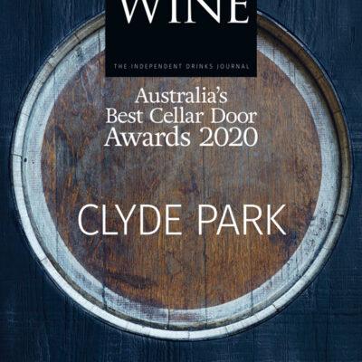 Gourmet Traveller Wine – Best Cellar Door Awards 2020 – Star Cellar Door